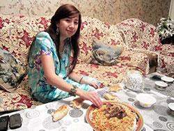 タジキスタンの料理を知ろう 日...