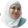 トルコ事務所でケースワーカーとして働くマルワ・アルサイェル
