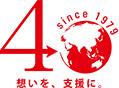 AAR Japan[難民を助ける会] 40周年ロゴ