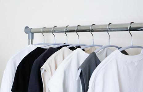 洋服で寄付する